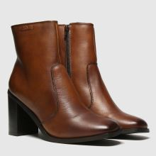 Red Or Dead Reece Leather Square Toe 1