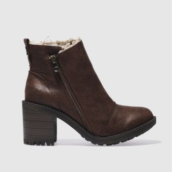 Blowfish Brown JUMPER SHEARLING Boots