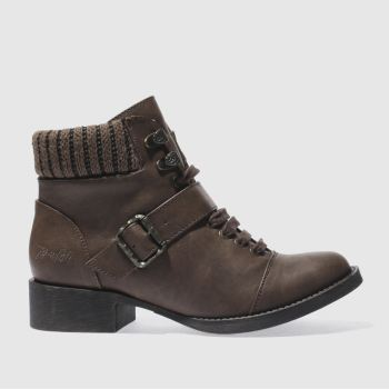 Blowfish Brown Karrie Womens Boots