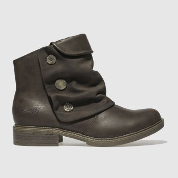 Blowfish Malibu Brown Vynn Womens Boots