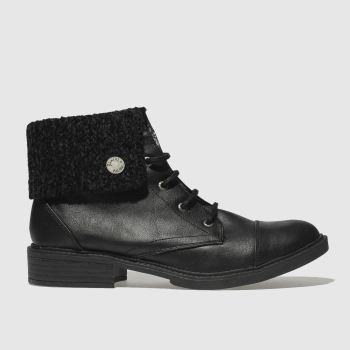 Blowfish Black Virtrue Womens Boots
