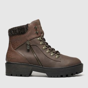 Blowfish Brown Edinburgh Womens Boots