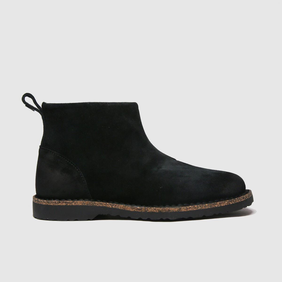 Birkenstock Black Melrose Boots