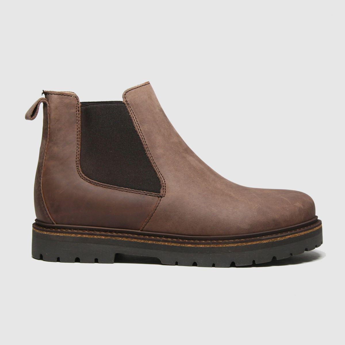 BIRKENSTOCK Brown Stalon Boots