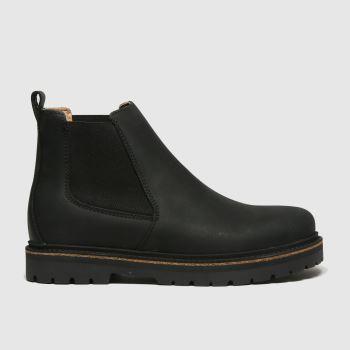 BIRKENSTOCK Black Stalon Womens Boots