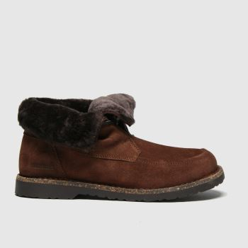 BIRKENSTOCK Brown Bakki Womens Boots