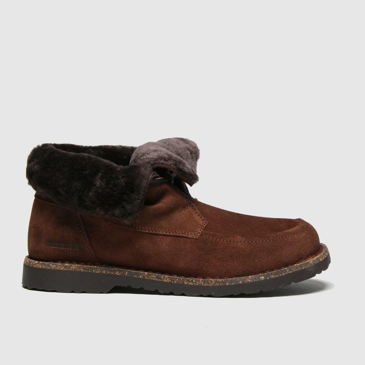 BIRKENSTOCK Brown Bakki Boots