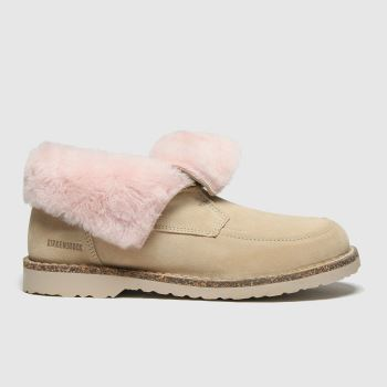 BIRKENSTOCK Beige Bakki Womens Boots