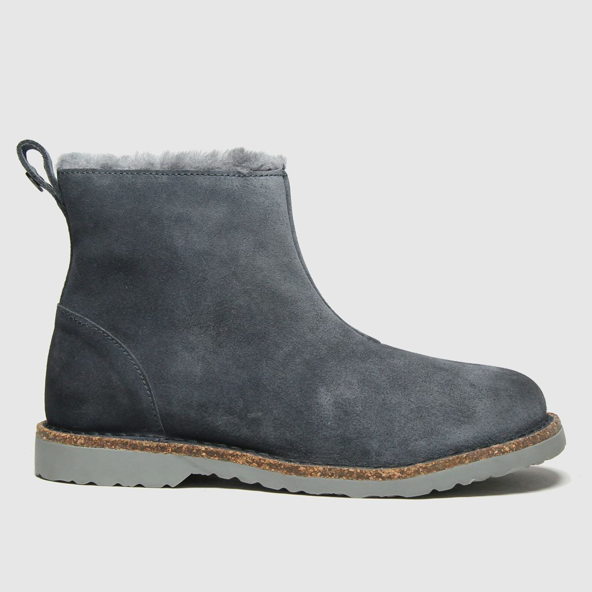 BIRKENSTOCK Grey Melrose Boots