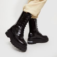 CALVIN KLEIN Flatform Lace Up Boot,2 of 4