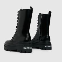 CALVIN KLEIN Flatform Lace Up Boot,4 of 4