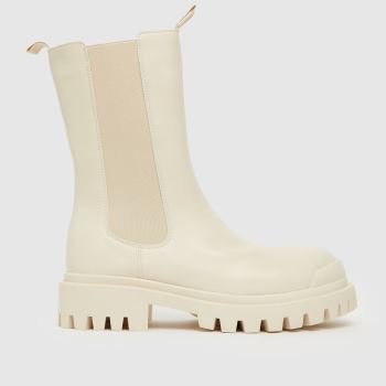 schuh Natural Ec Allie Chelsea Womens Boots