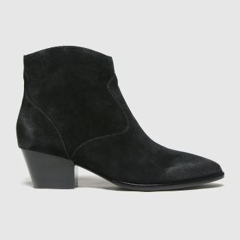 ASH Black Heidi Womens Boots