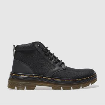 Dr Martens Black Tract Bonny New Chukka Womens Boots