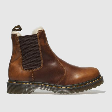 DrMartens Leonore Fur Lined Chelseatitle=