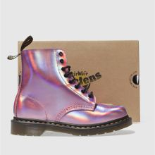 Dr Martens pascal rs 8 eye metallic 1