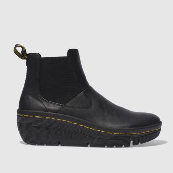 Dr Martens Black Brienna Womens Boots