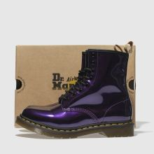 Dr Martens 1460 vegan chrome 8 eye 1
