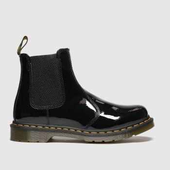Dr Martens Black 2976 Chelsea Womens Boots