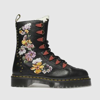 Dr Martens Black Nyberg Womens Boots