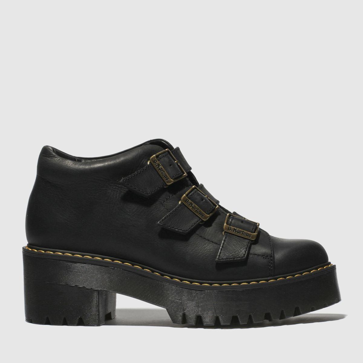 Dr Martens Black Coppola Boots