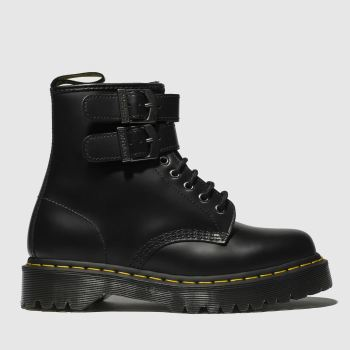 Dr Martens Schwarz 1460 Alternative Damen Boots