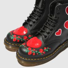 Dr Martens 1460 pascal hearts 1