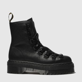Dr Martens Black Trevonna Womens Boots