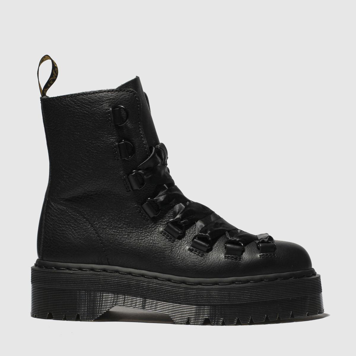 Dr Martens Black Trevonna Boots
