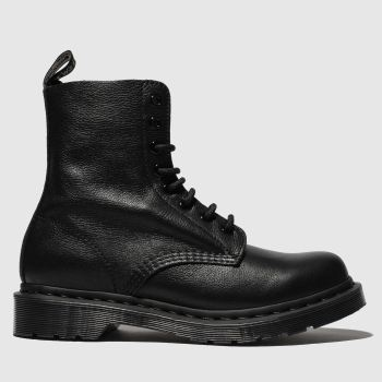 Dr Martens Black 1460 Pascal Mono c2namevalue::Womens Boots