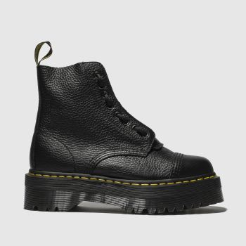 Dr Martens Black Sinclair Womens Boots#