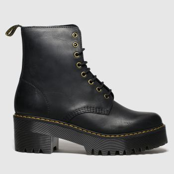 Dr Martens Black Shriver Hi c2namevalue::Womens Boots