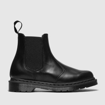 Dr Martens Black 2976 Mono Womens Boots
