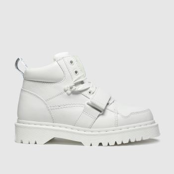 Dr Martens White Zuma Ii c2namevalue::Womens Boots