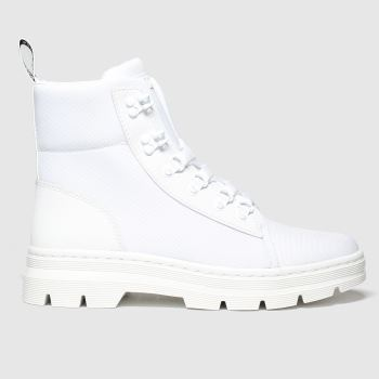 Dr Martens White Combs W c2namevalue::Womens Boots