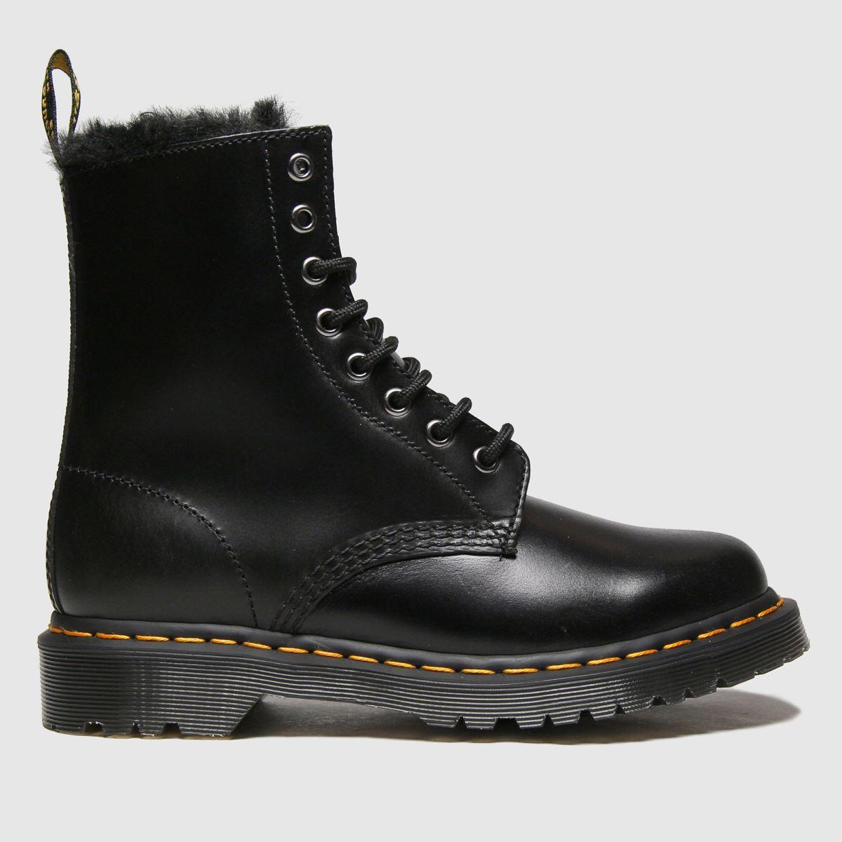 Dr Martens Black 1460 Serena Boots