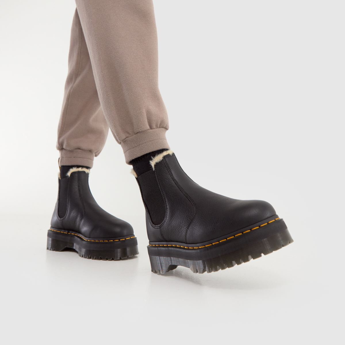 Dr Martens 2976 Quad Fur Lined 3