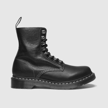 Dr Martens Black 1460 Pascal Hardware c2namevalue::Womens Boots