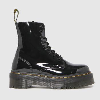 Dr Martens Black Jadon Womens Boots