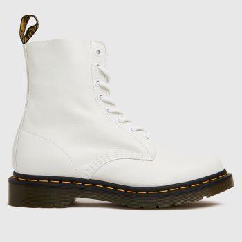 Dr Martens Weiß 1460 Pascal Damen Boots