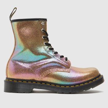 Dr Martens Multi 1460 8 Eye Boot Womens Boots