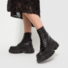 schuh Adele Chunky Lace Up Boot,2 of 4