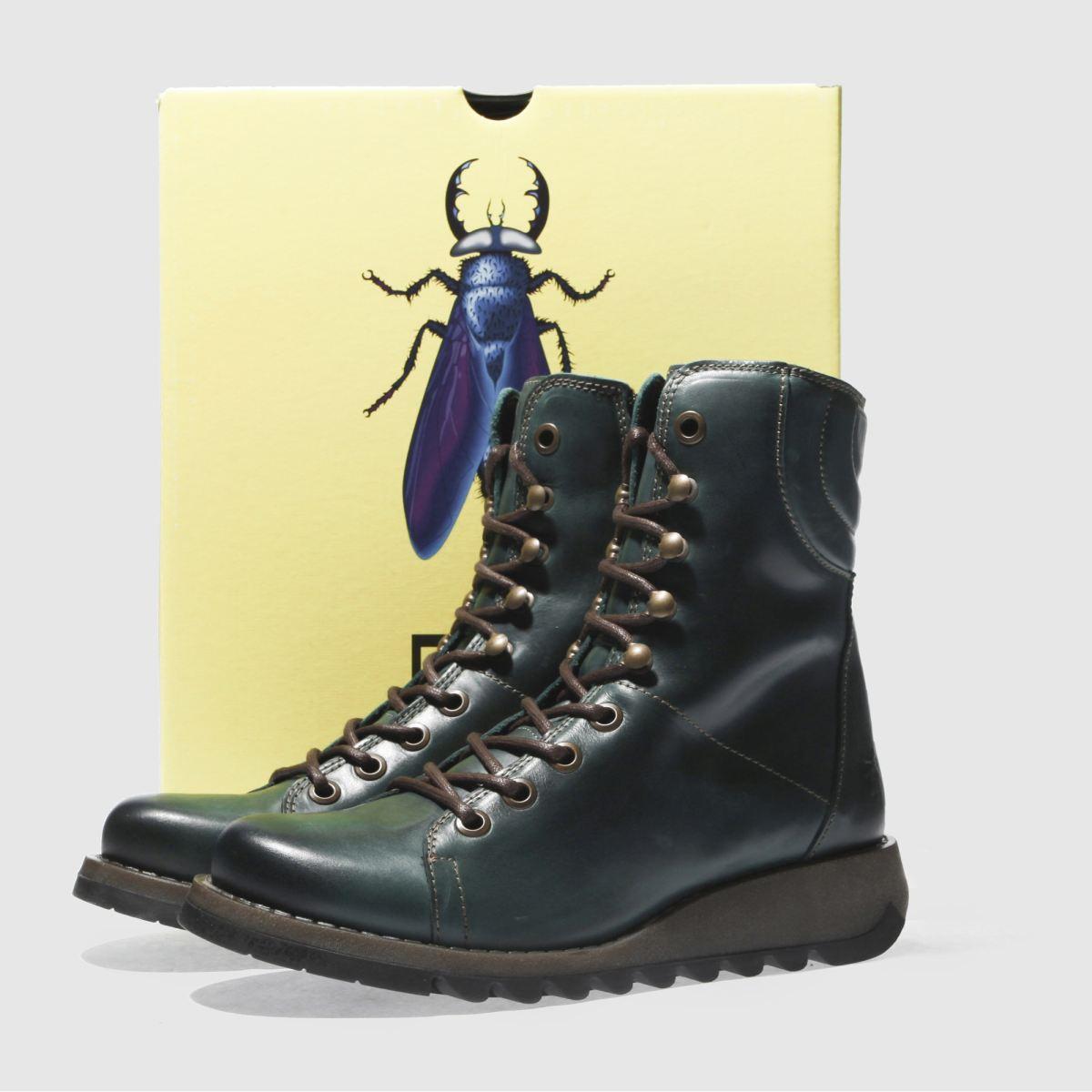 Damen Dunkelgrün fly schuh london Same Boots | schuh fly Gute Qualität beliebte Schuhe aaa0b8