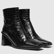 schuh Bobby Square Toe Leather 1