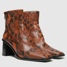 schuh Bobby Square Toe Leather,2 of 4