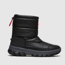 Hunter Insulated Snow Boot Short 1