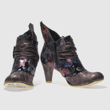 Irregular Choice miaow floral 1