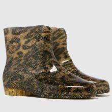 schuh Wilma Leopard Wellington 1