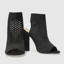 Missguided peep toe knitted 1