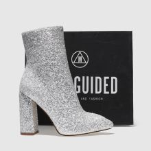Missguided flared glitter 1